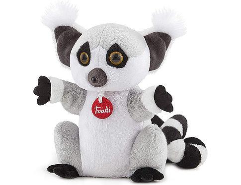 Trudi - Marionnette Lémurien  25 cm