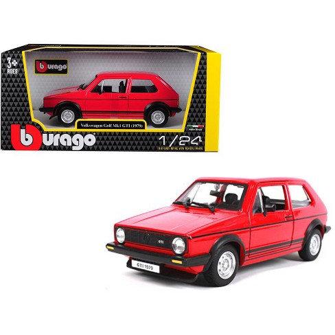 Burago- Volkswagen Golf GTI (1979)  1/24