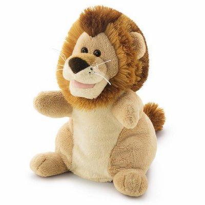Trudi- Marionnette lion 25 cm