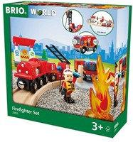 Brio- Circuit pompier