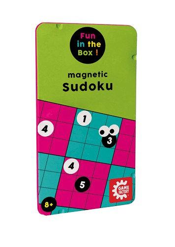 Magnetic Sudoku