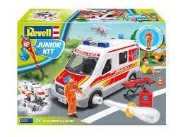 Revell Kit Junior Ambulance