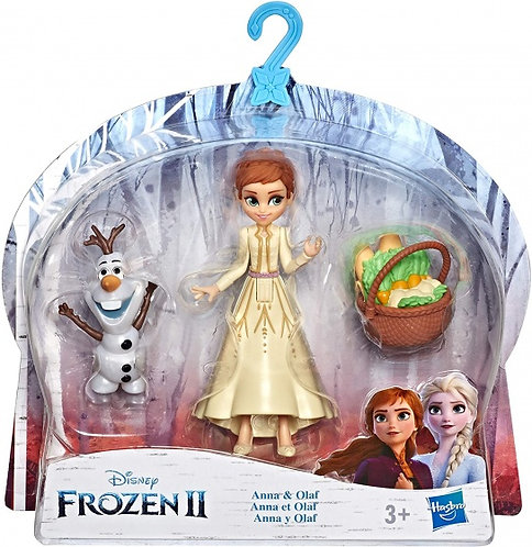 Frozen 2, Anna et Olaf