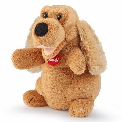 Trudi - Marionnette chien 25 cm