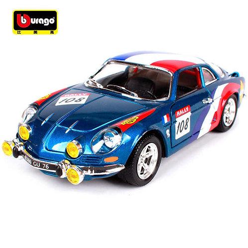 Burago- Alpine Renault A110 1600s 1/24