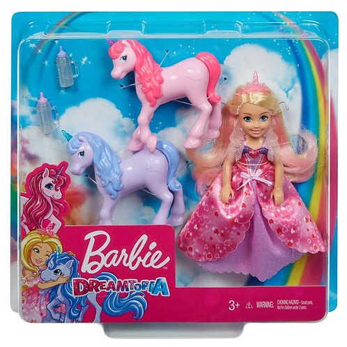 Barbie licorne