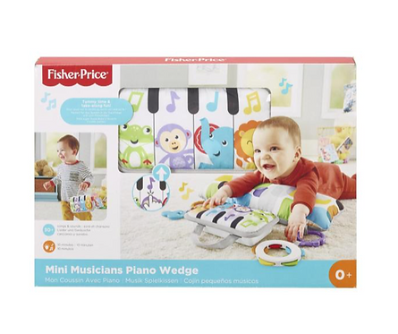 Fisher-Price Mon coussin piano