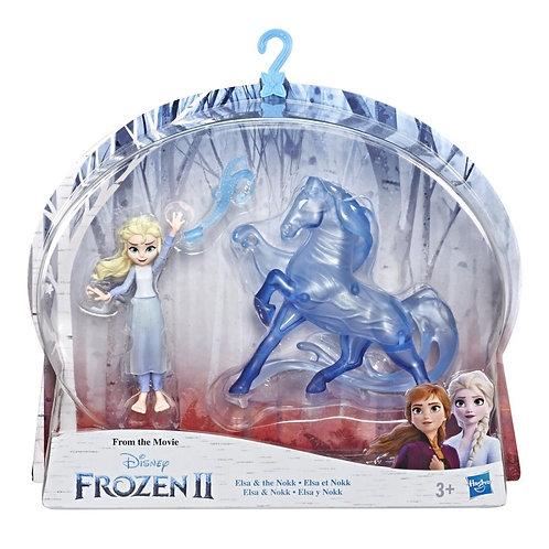 Frozen 2, Elsa et Nokk