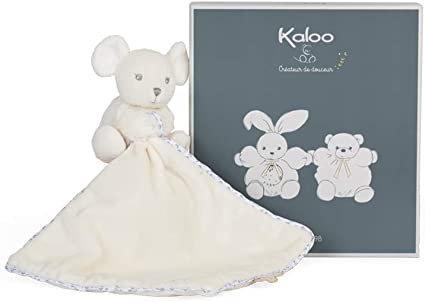 Kaloo- Doudou souris beige