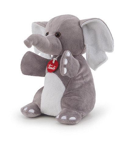 Trudi - Marionnette Eléphant 25 cm