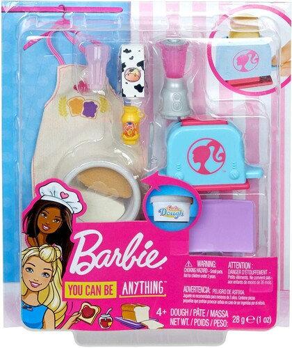 Barbie accessoires de cuisine