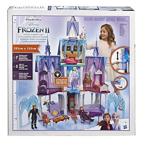 Frozen 2, Château royal d'Arendelle