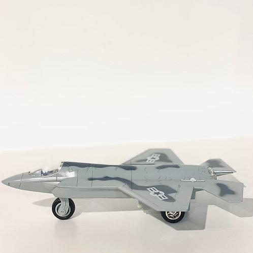 Avion gris Sonore