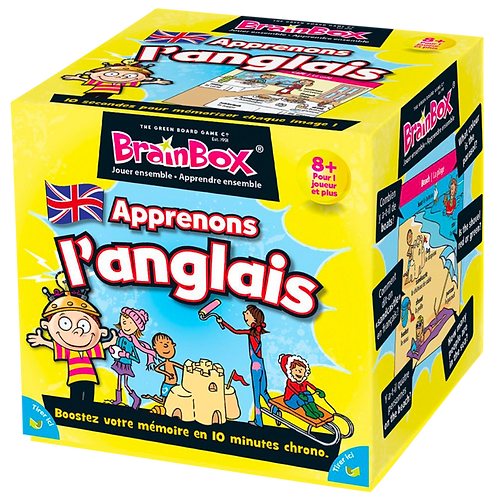 BrainBox Apprenons l'anglais