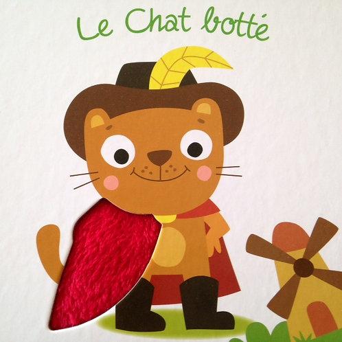 Livre histoire- Le chat botté