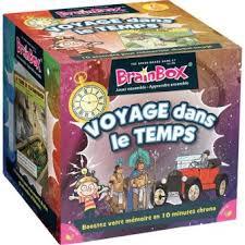 Brainbox- Voyage dans le temps
