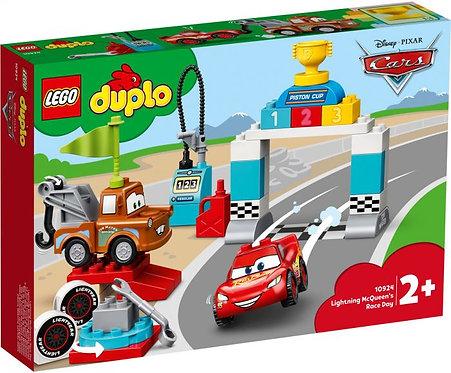 Lego Le jour de course de Flash