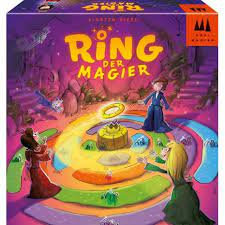 L'anneau des magiciens