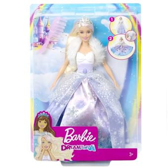 Barbie Flocons