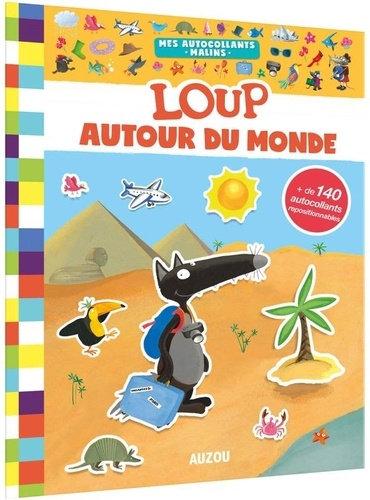 Livre histoire- Loup autour du monde