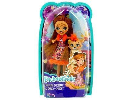 Enchantimals Cherish guépard