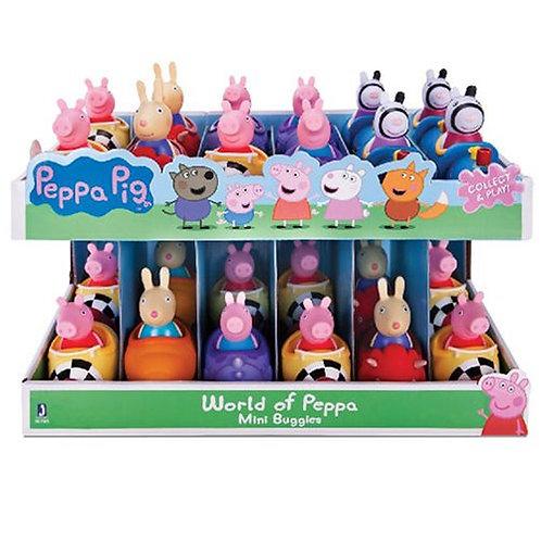 Le monde de peppa pig mini voiture