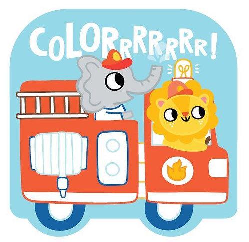 Livre créatif- Coloriage