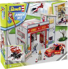 Revell Caserne de pompier