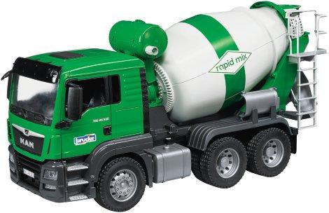 Bruder Camion malaxeur à ciment