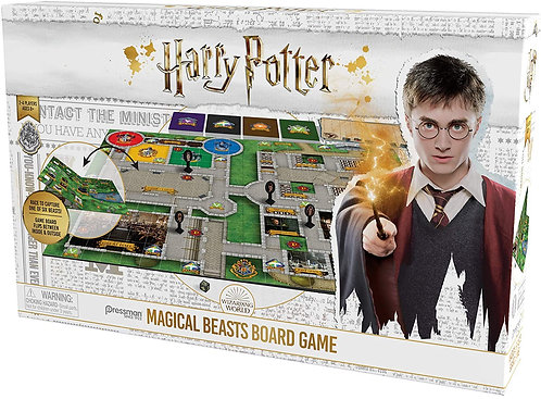 Harry Potter Magical Beats Board Game
