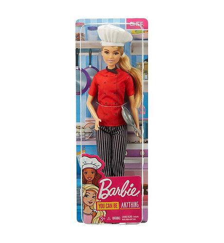 Barbie cuisinère