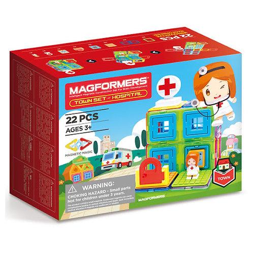 Magformers -Hospital