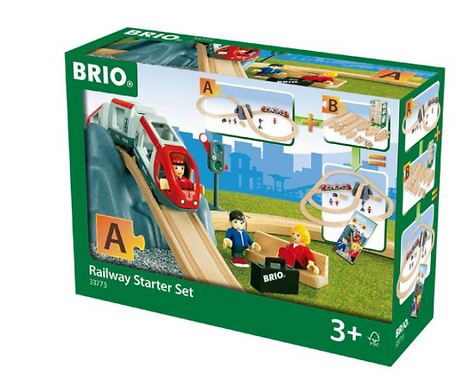 Brio- Circuit des voyageurs