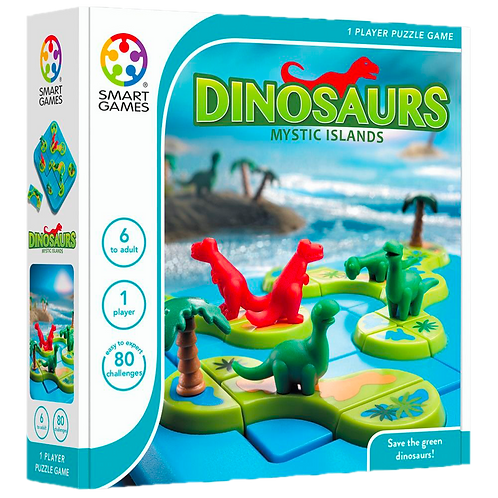 Dinosaurs- Mystic Islands