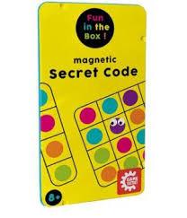 Magnetic-Secret code