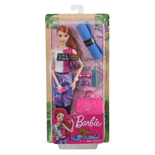 Barbie Athlètes de bien-être