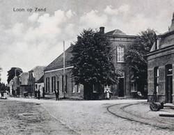Het huis rond 1915