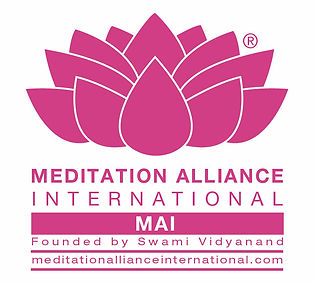 LOGO- Meditation Alliance International.