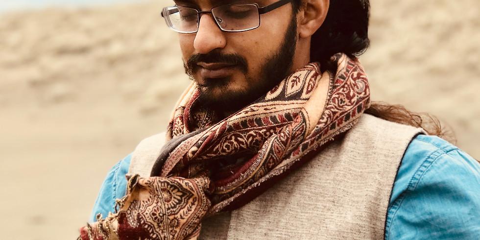 Meditation and Talk with Utkarsh