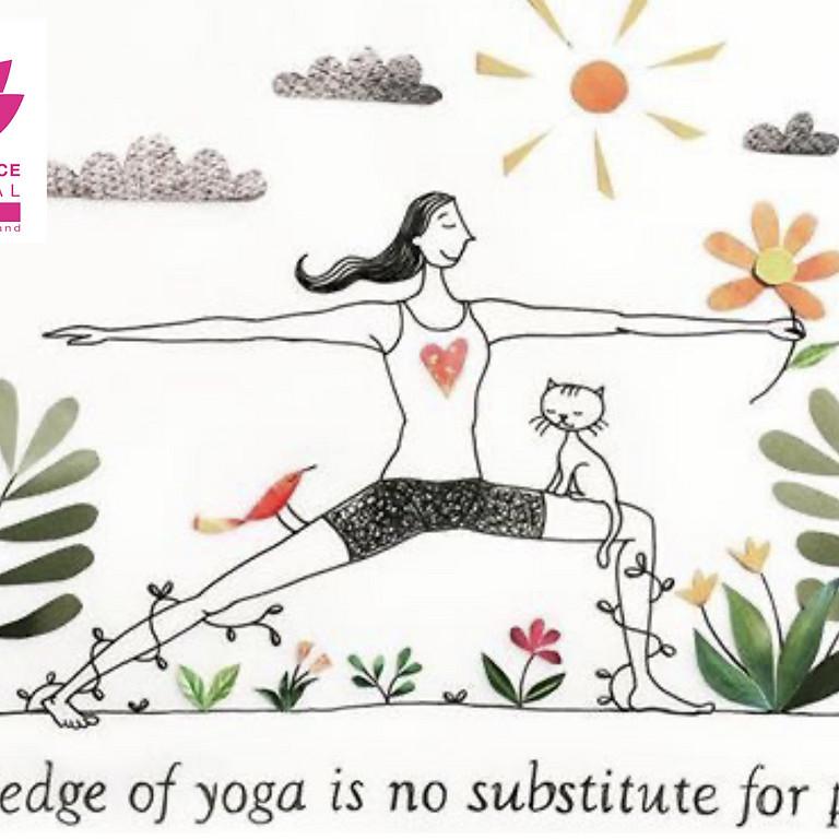 Transformational Yoga Class with Utkarsh at New Lynn