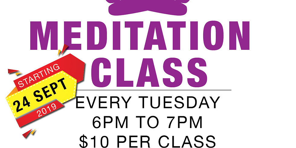 Meditation Class in South Auckland