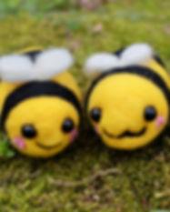 Needle Felted Bee Bumble Bee