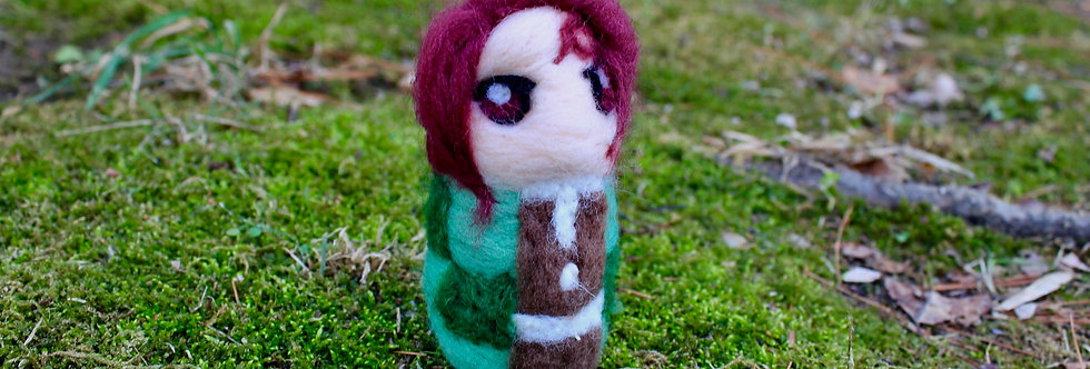 Felted Slayer Main Guy
