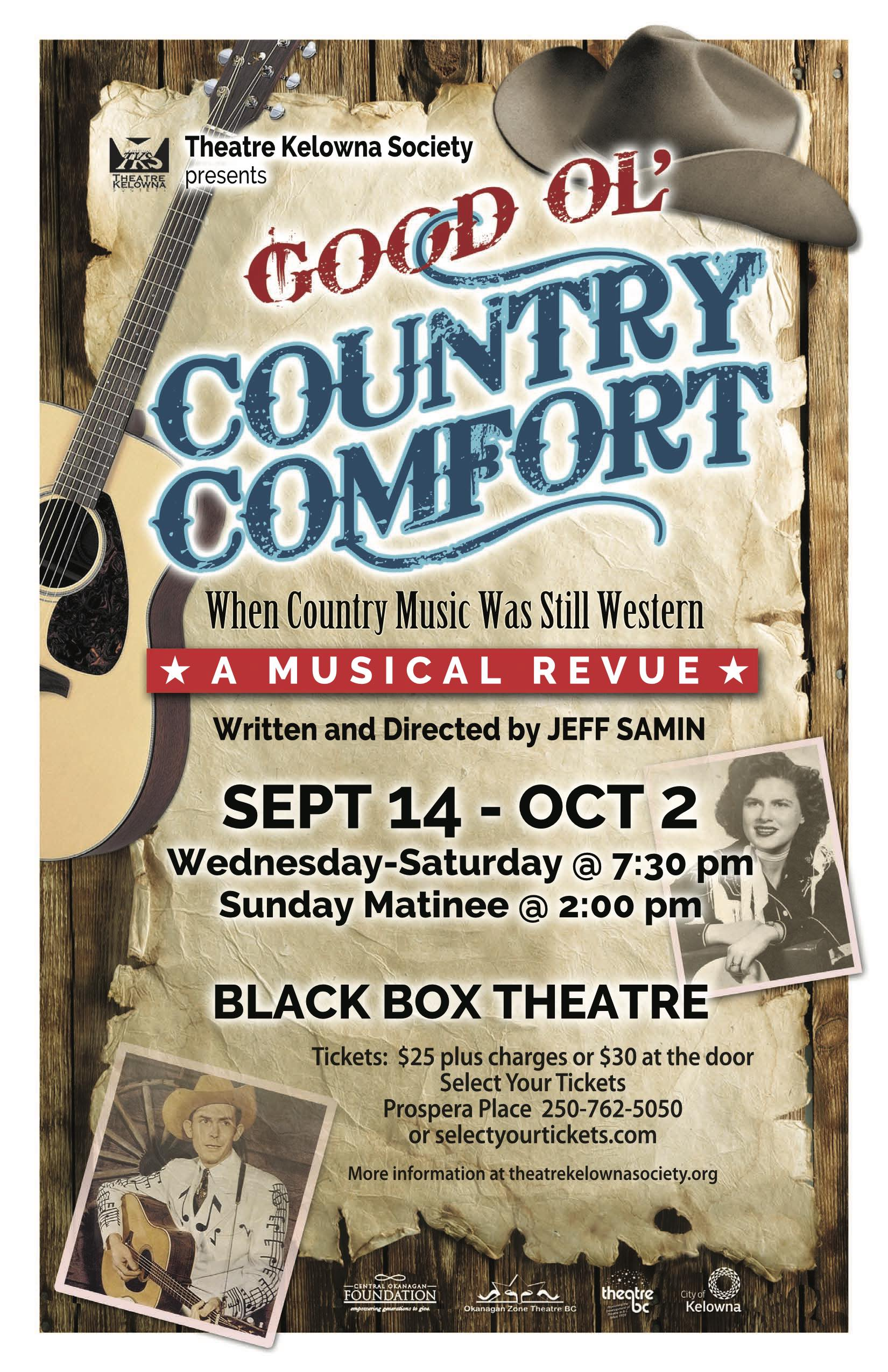 CountryComfort Poster