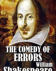 """""""The Comedy of Errors"""" Auditions"""