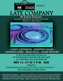 Late Company Poster