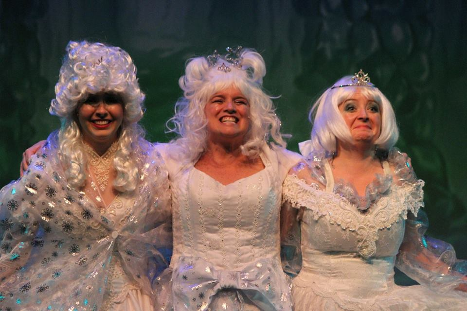 Snow Sisters 3
