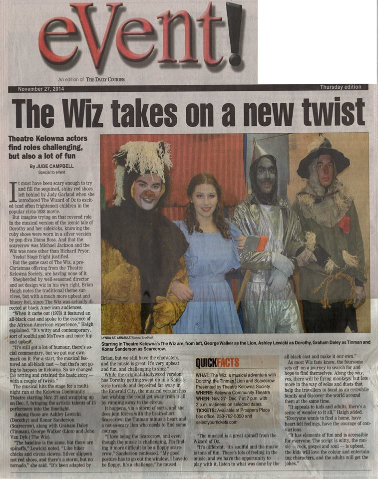 The Wiz group