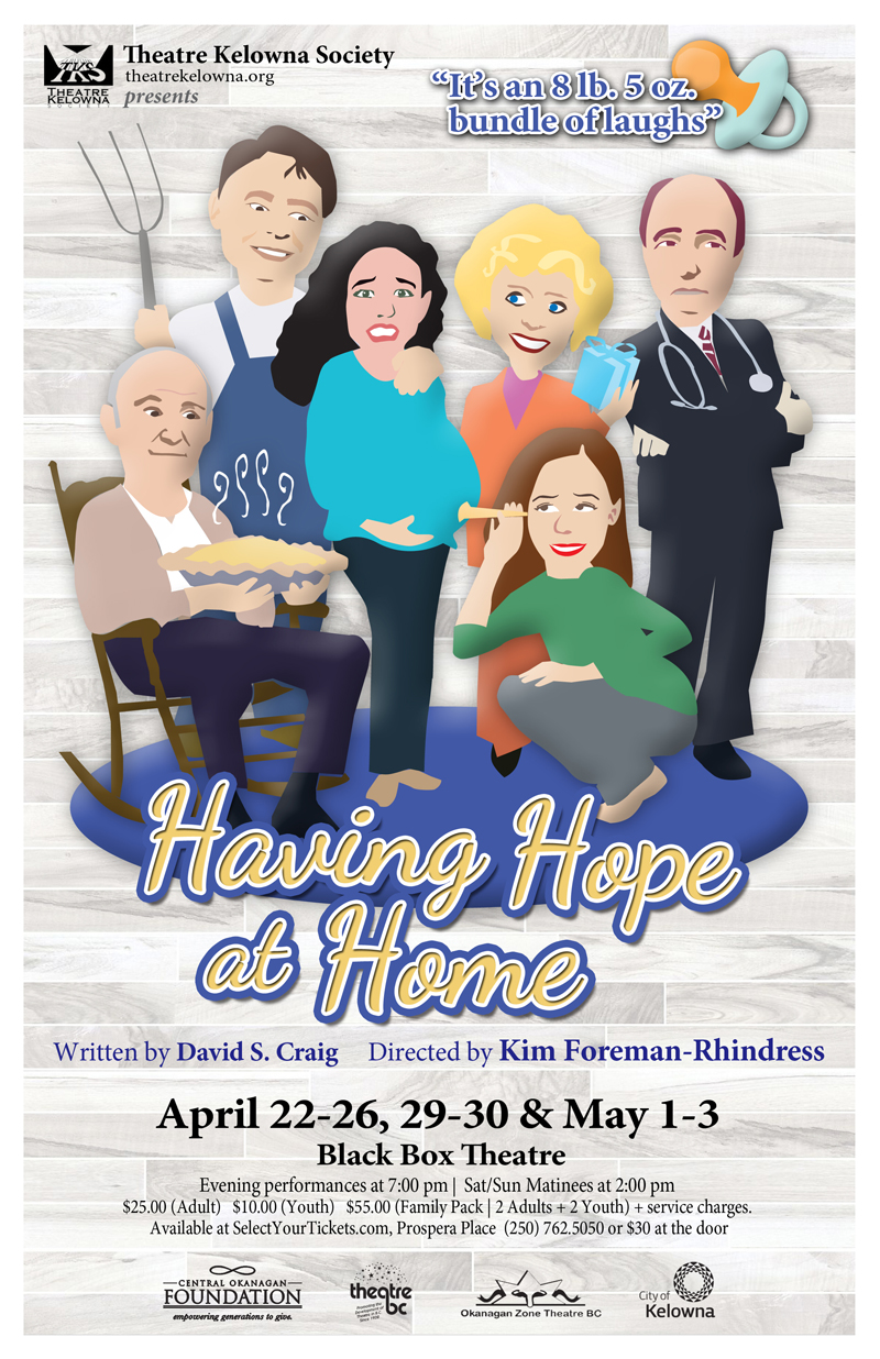 Having Hope at Home Poster