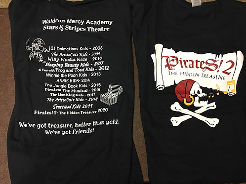 Pirates! 2 Theater T-Shirt